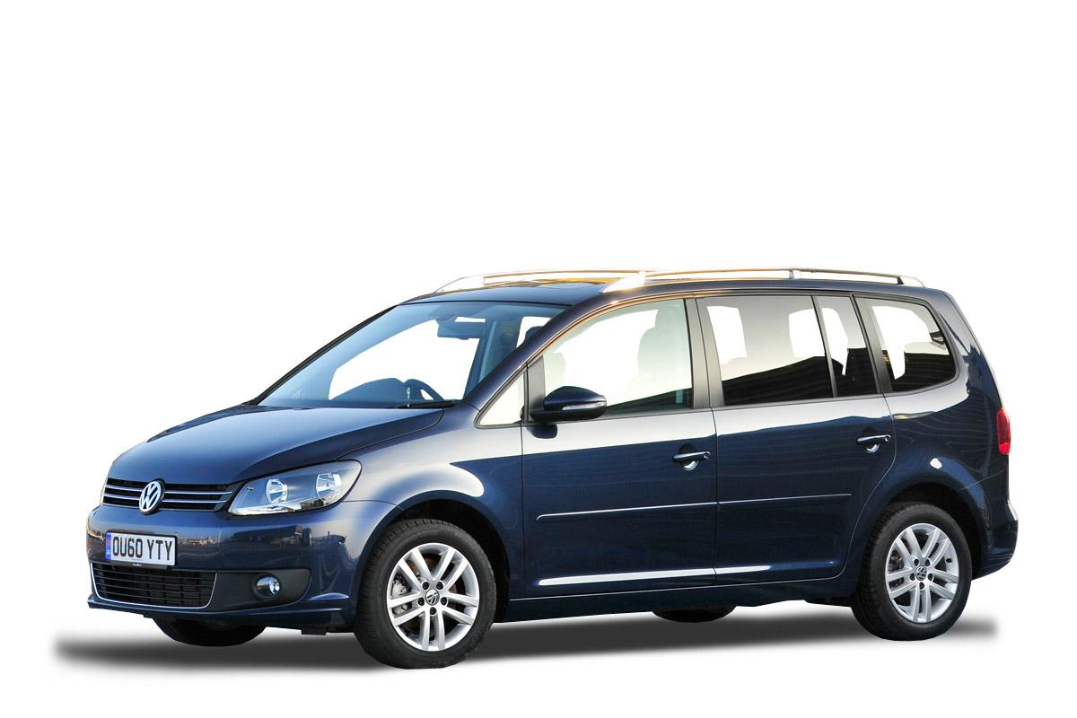 Volkswagen Touran III 2015 - now Compact MPV #8