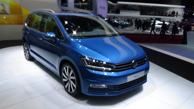Volkswagen Touran III 2015 - now Compact MPV #1