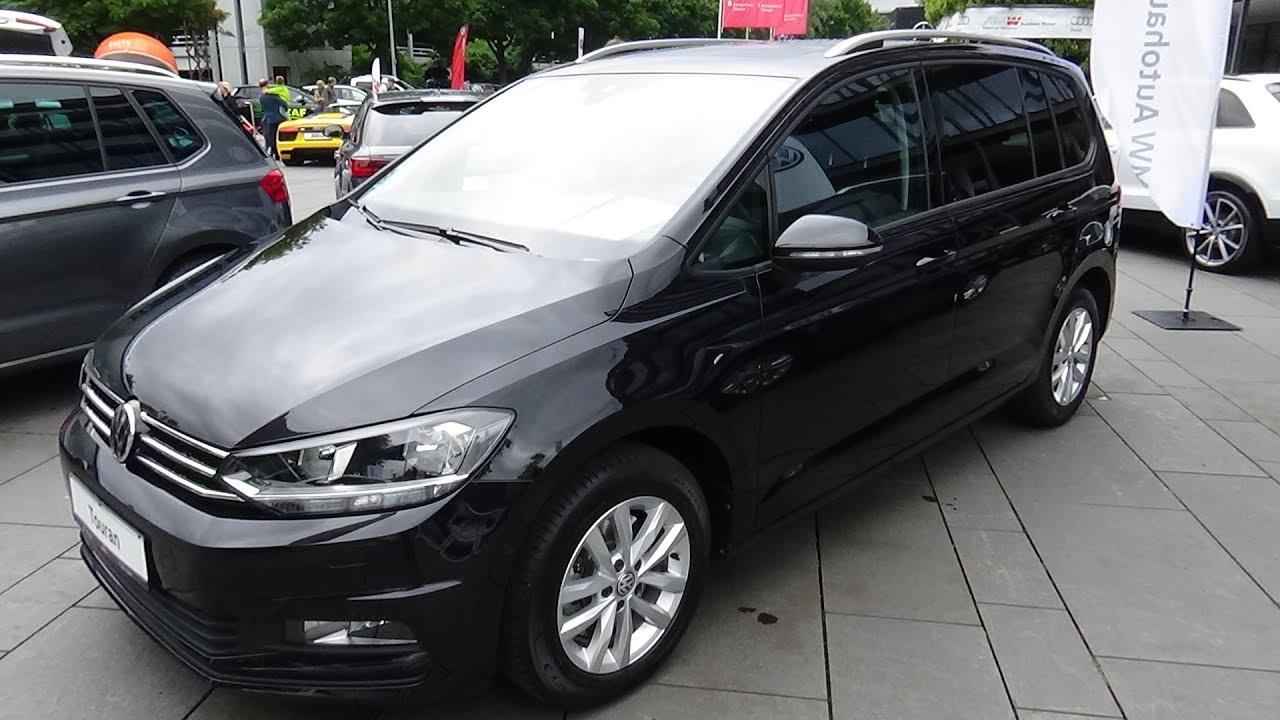 Volkswagen Touran III 2015 - now Compact MPV #6