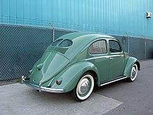 Volkswagen Type 1 1938 - 2003 Coupe #1