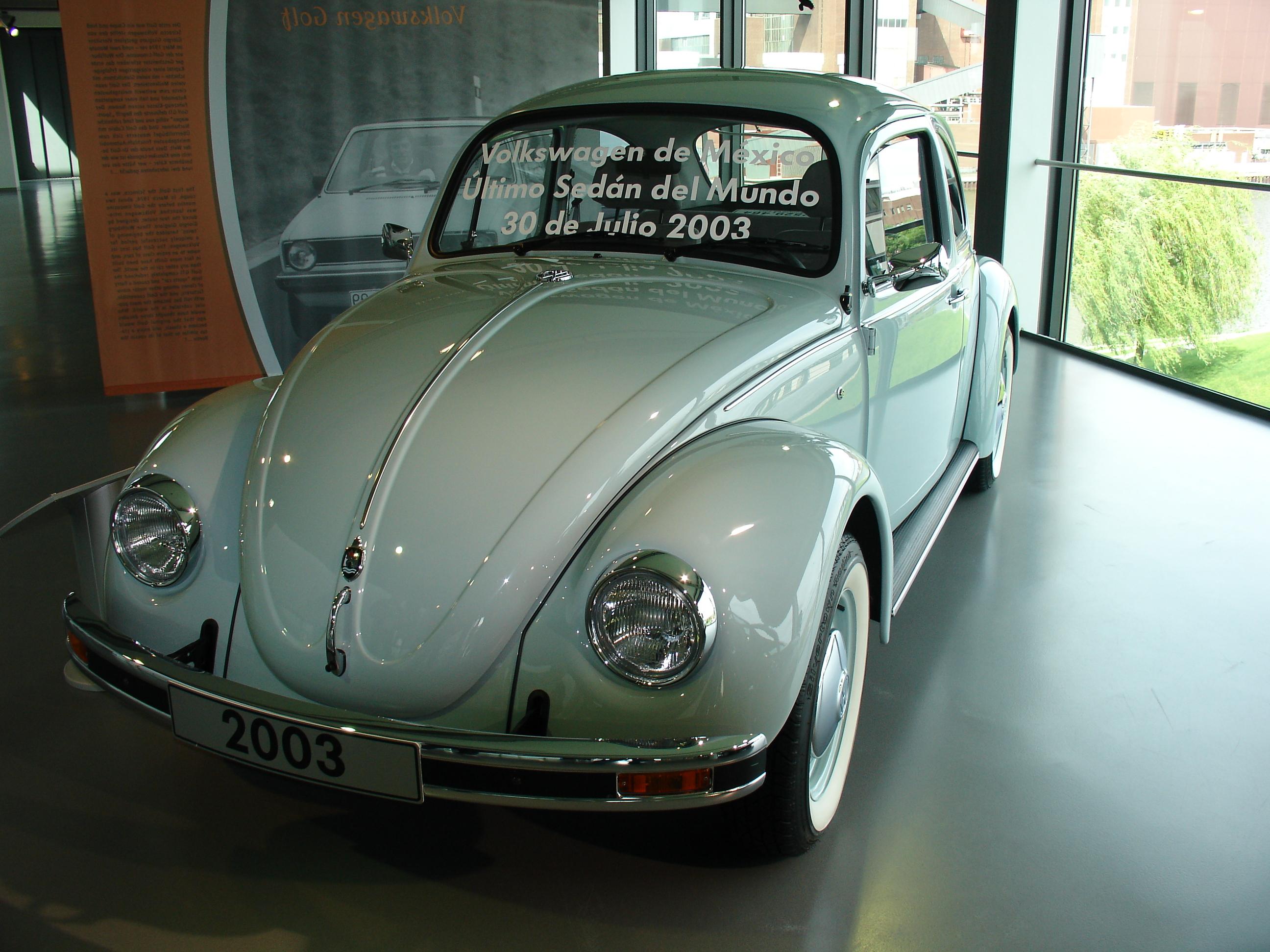 Volkswagen Type 1 1938 - 2003 Cabriolet #3