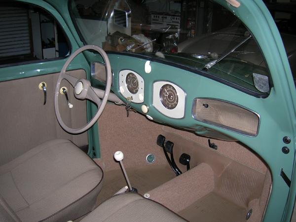 Volkswagen Type 1 1938 - 2003 Cabriolet #7