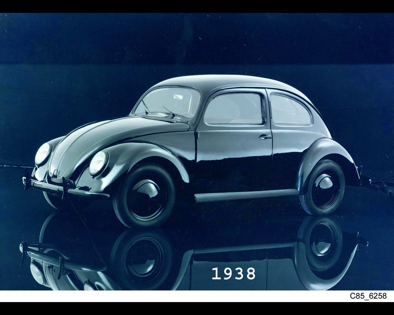 Volkswagen Type 1 1938 - 2003 Coupe #4