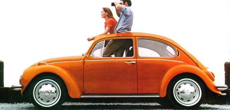 Volkswagen Type 1 1938 - 2003 Coupe #2