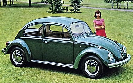 Volkswagen Type 1 1938 - 2003 Coupe #6
