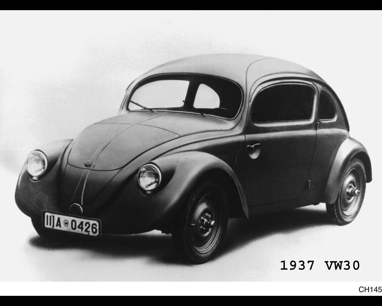 Volkswagen Type 1 1938 - 2003 Coupe #3