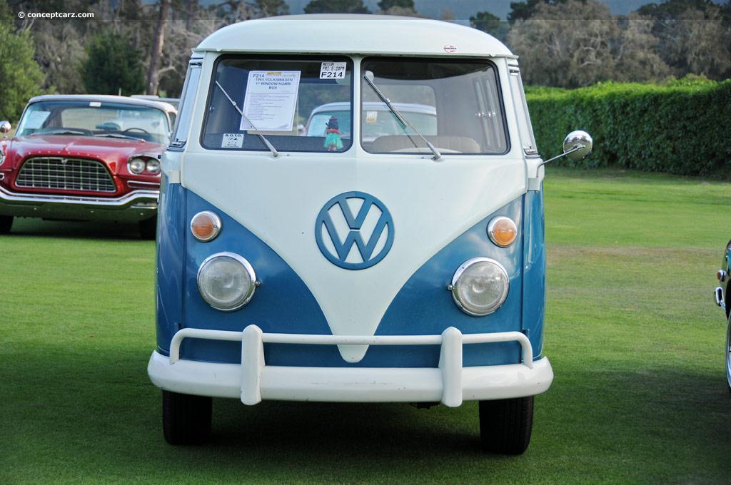 Volkswagen Type 2 T1 1950 - 1967 Minivan #3