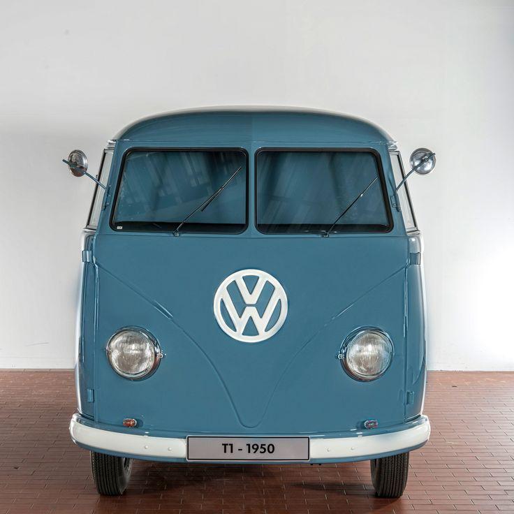 Volkswagen Type 2 T1 1950 - 1967 Minivan #2