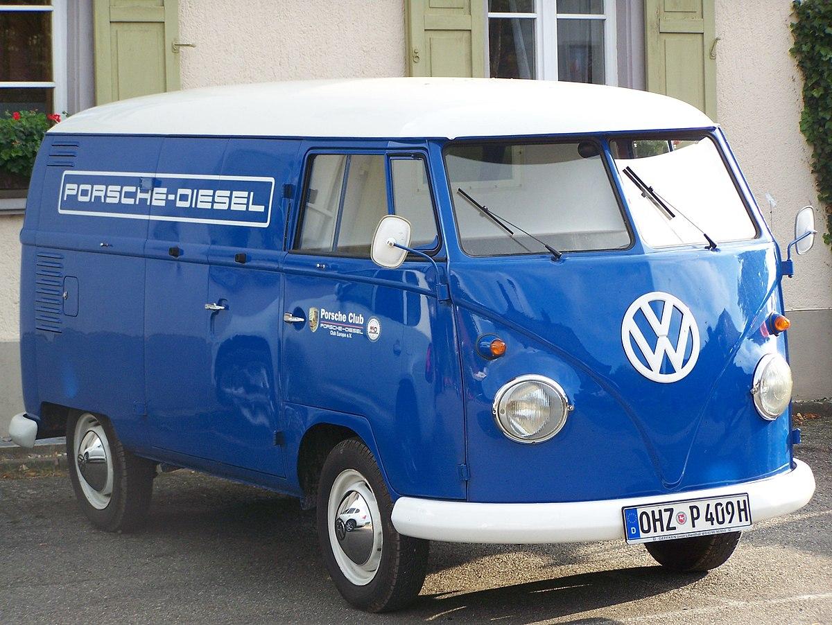 Volkswagen Type 2 T2 1967 - 1979 Minivan #7