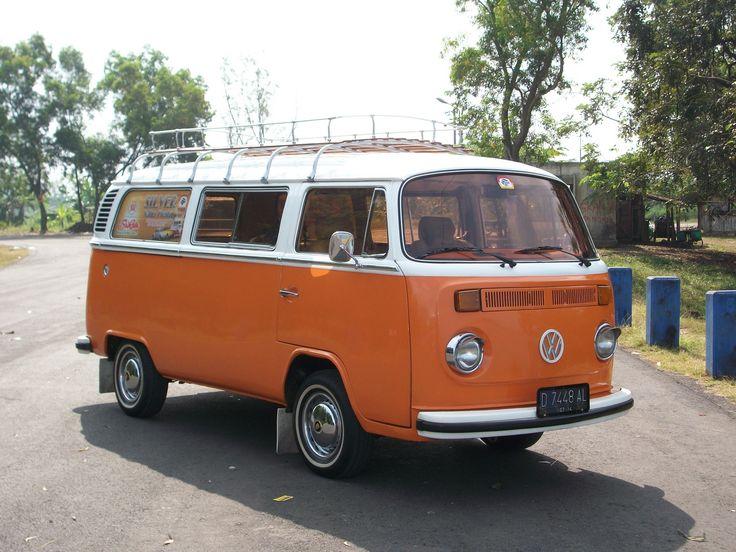 Volkswagen Type 2 T2 1967 - 1979 Minivan #2