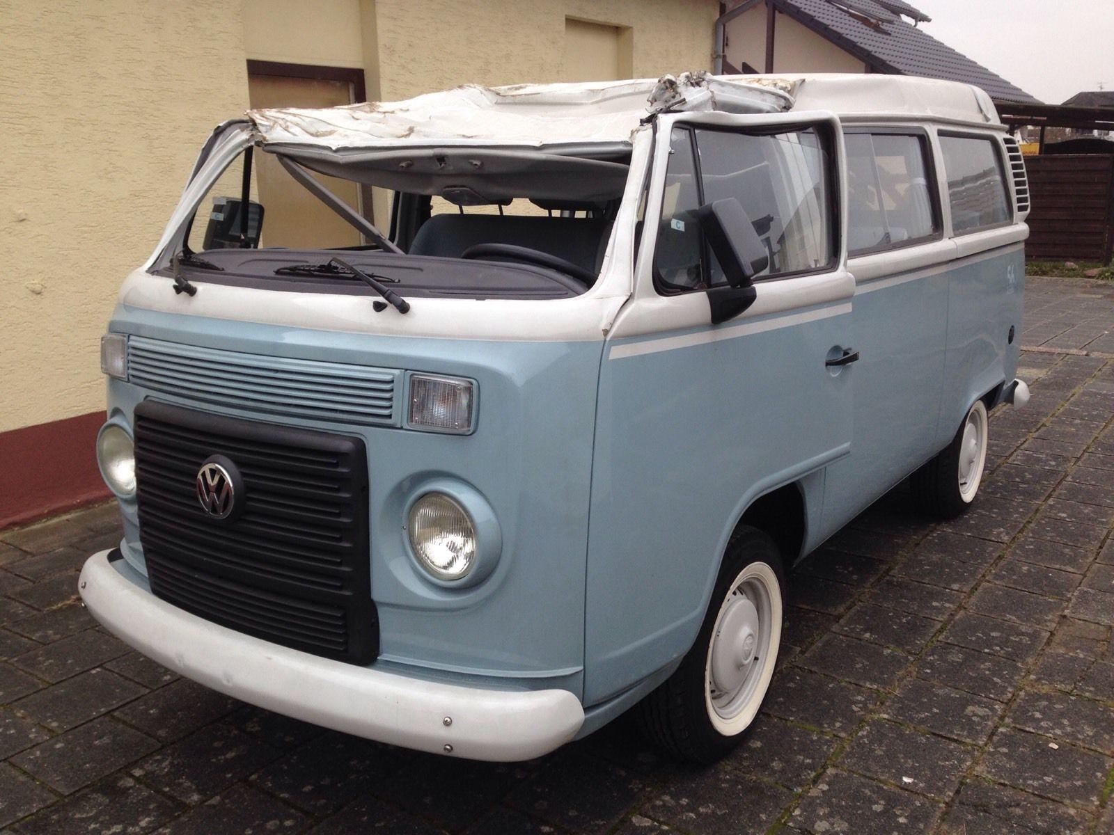 Volkswagen Type 2 T2 1967 - 1979 Minivan #3