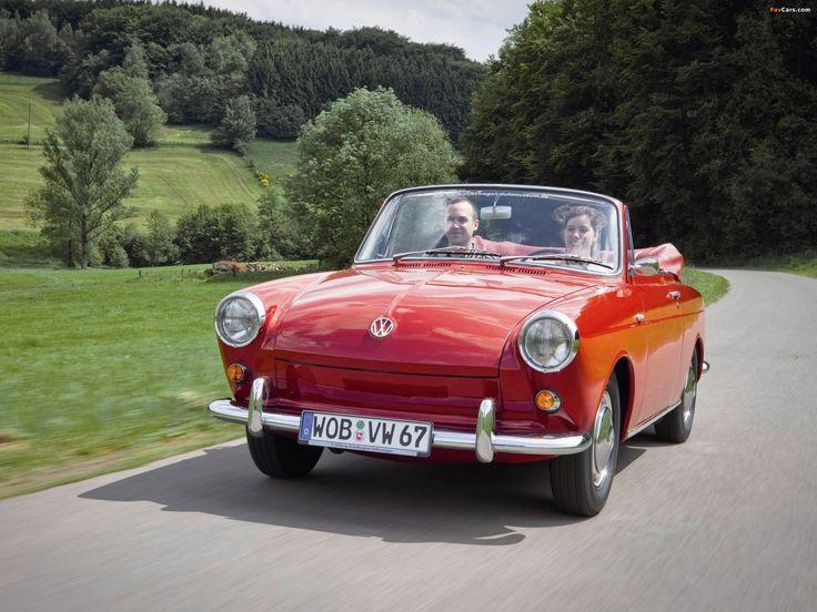 Volkswagen Type 3 I 1961 - 1973 Cabriolet #3