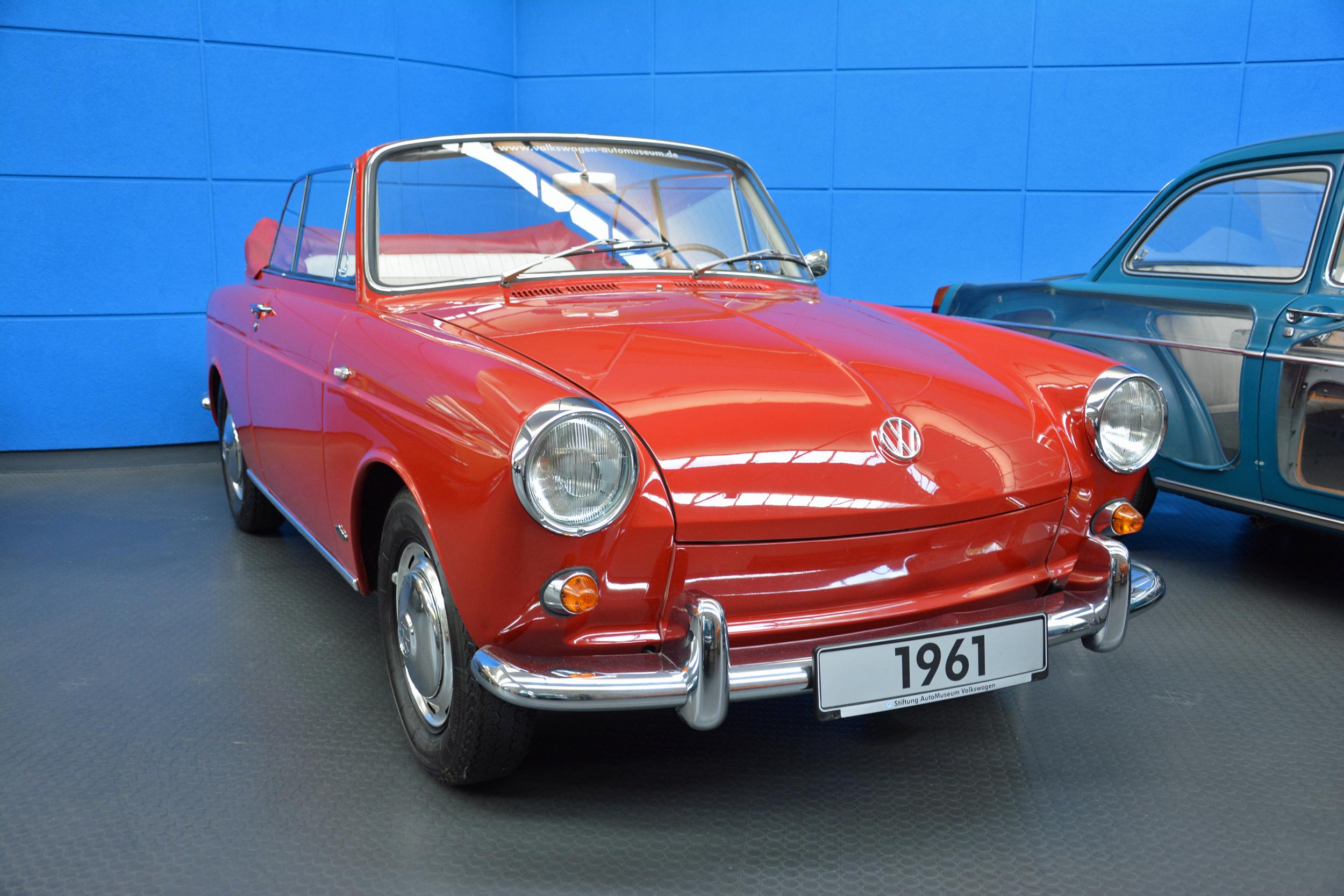 Volkswagen Type 3 I 1961 - 1973 Cabriolet #4