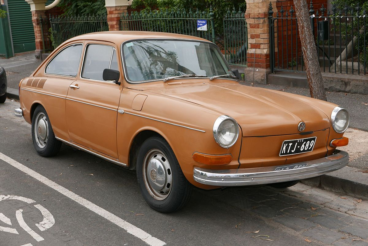 Volkswagen Type 4 I (411) 1968 - 1973 Sedan #7