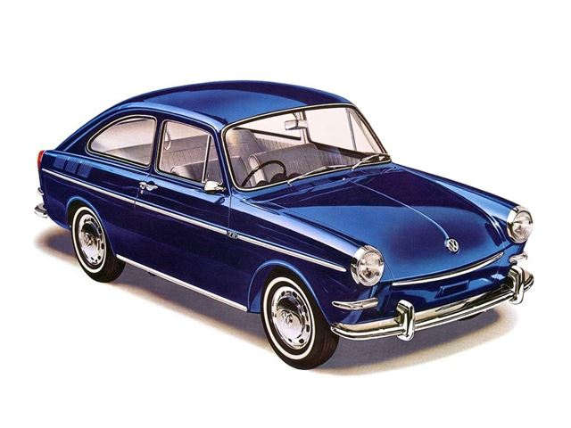 Volkswagen Type 3 I 1961 - 1973 Sedan #6