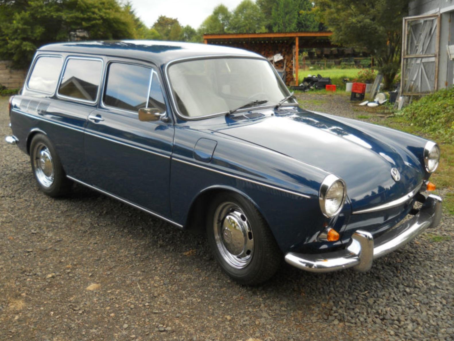 Volkswagen Type 3 I 1961 - 1973 Sedan 2 door #3