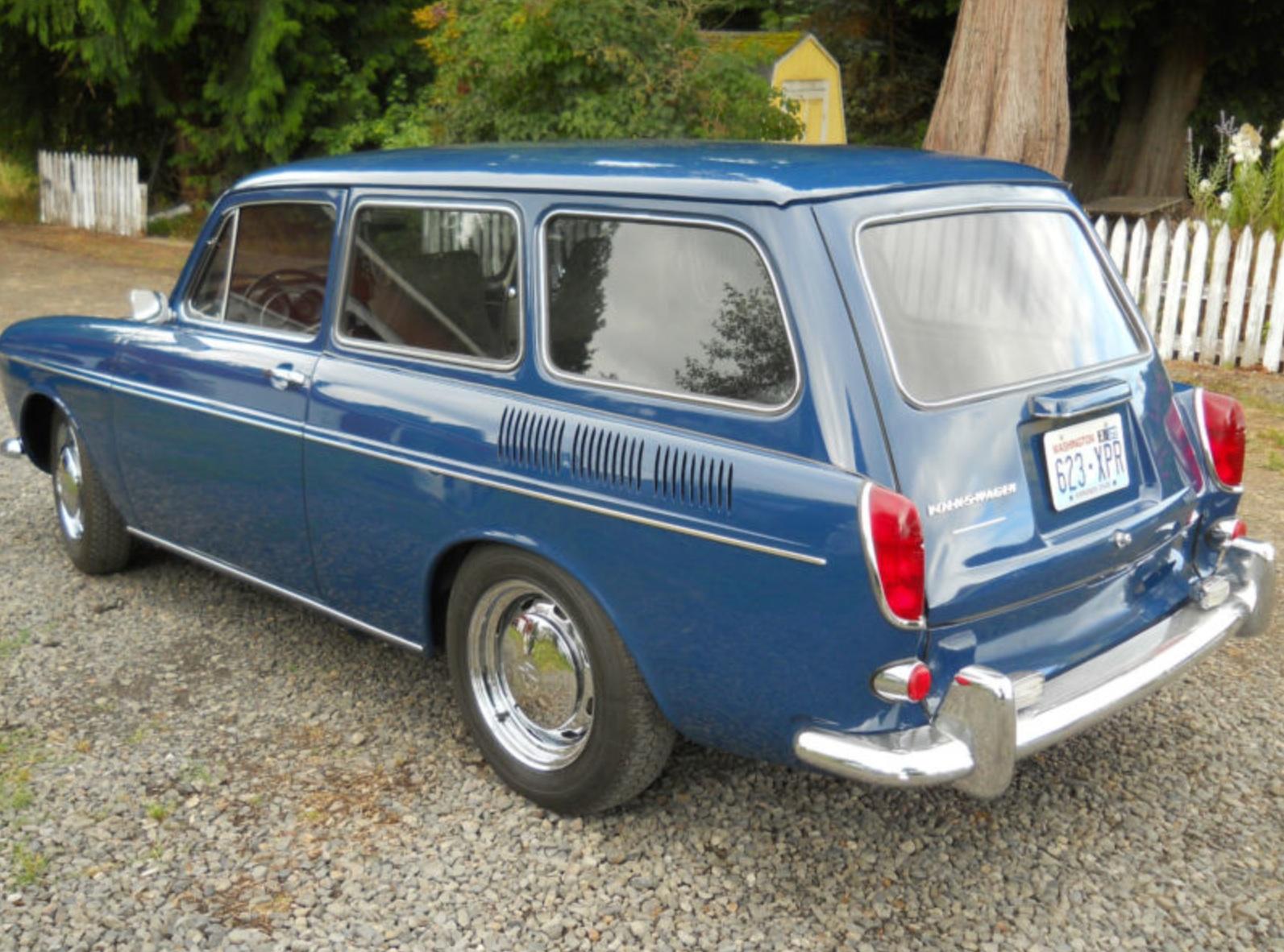 Volkswagen Type 3 I 1961 - 1973 Sedan 2 door #2