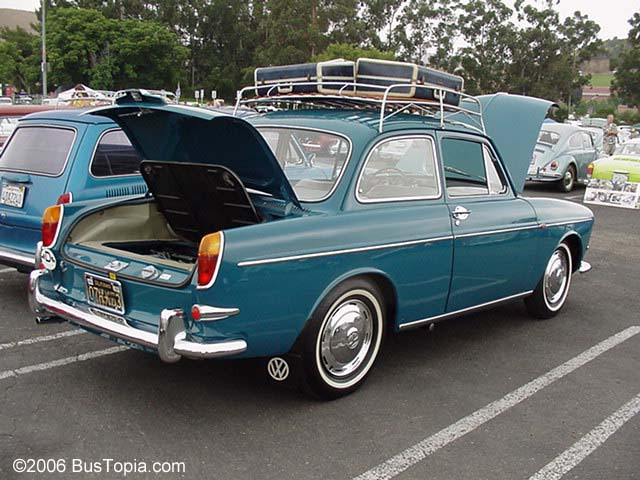 Volkswagen Type 3 I 1961 - 1973 Sedan #2