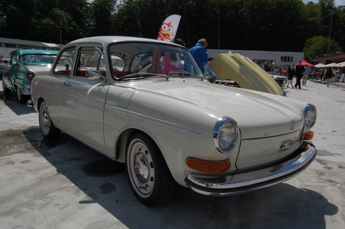 Volkswagen Type 3 I 1961 - 1973 Sedan #5