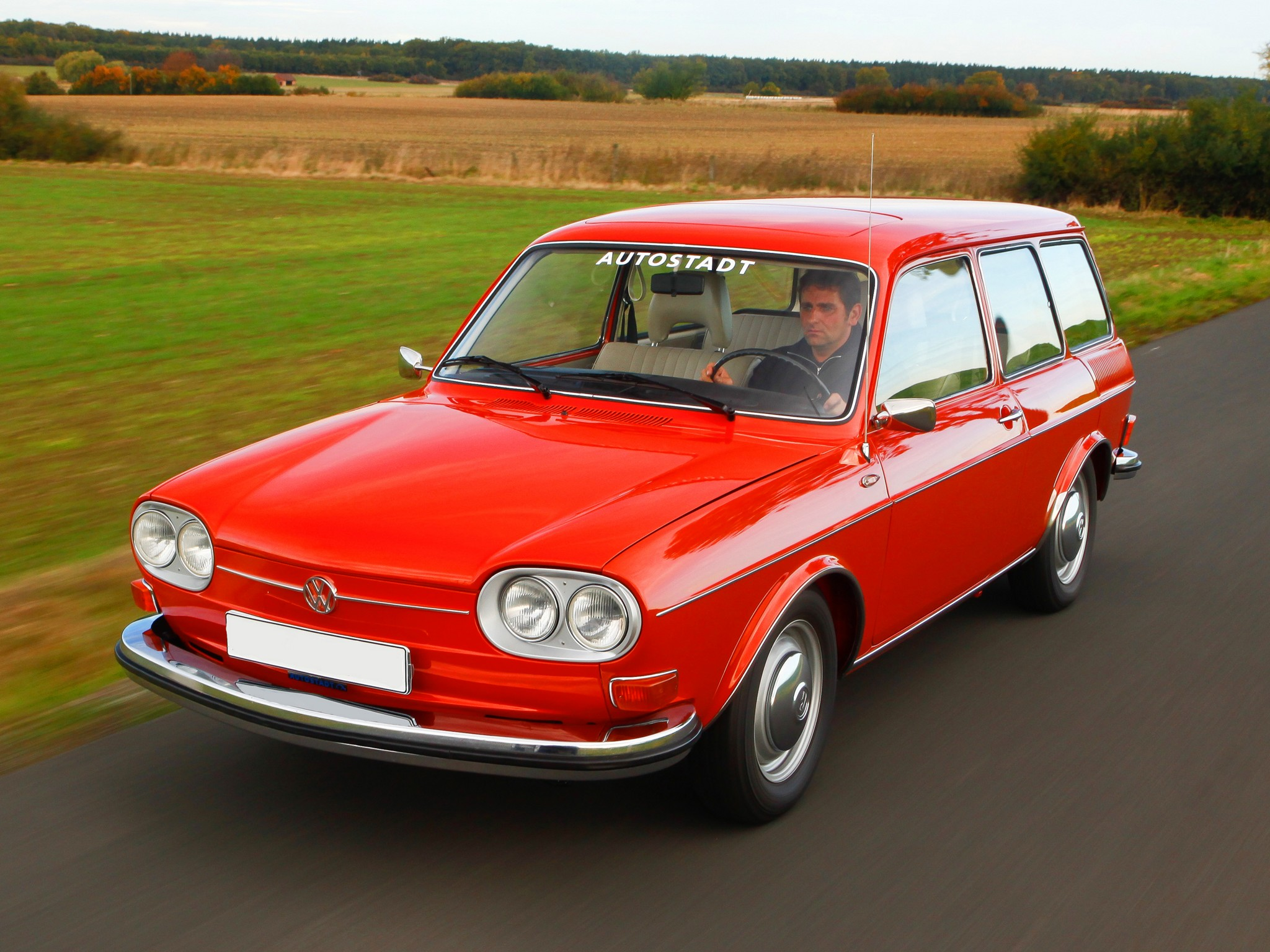 Volkswagen Type 4 I (411) 1968 - 1973 Sedan #5