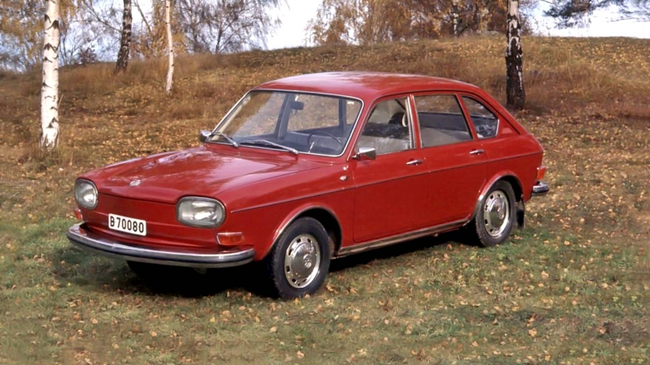 Volkswagen Type 4 I (411) 1968 - 1973 Sedan #2