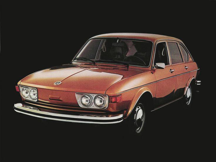 Volkswagen Type 4 II (412) 1972 - 1975 Sedan #6