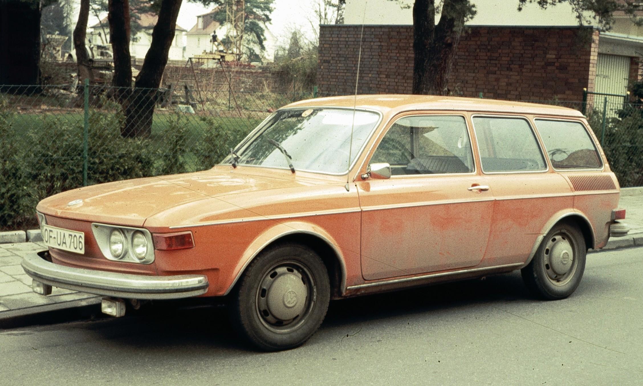 Volkswagen Type 4 II (412) 1972 - 1975 Sedan #5