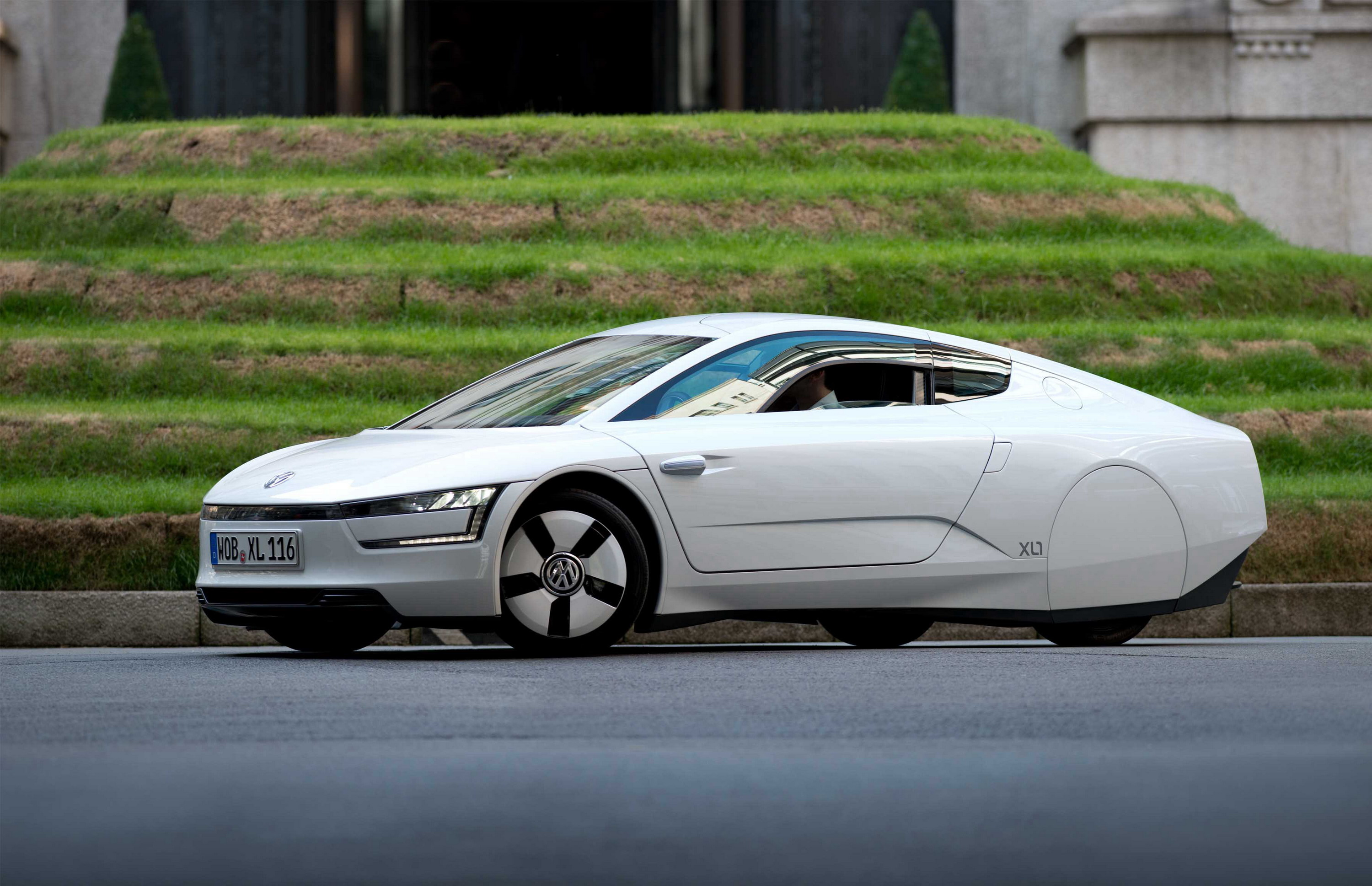 Volkswagen XL1 2013 - now Coupe #5