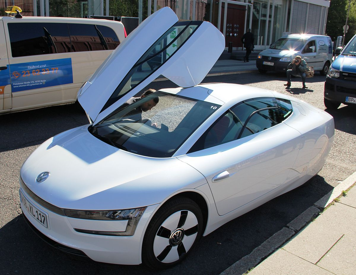 Volkswagen XL1 2013 - now Coupe #8