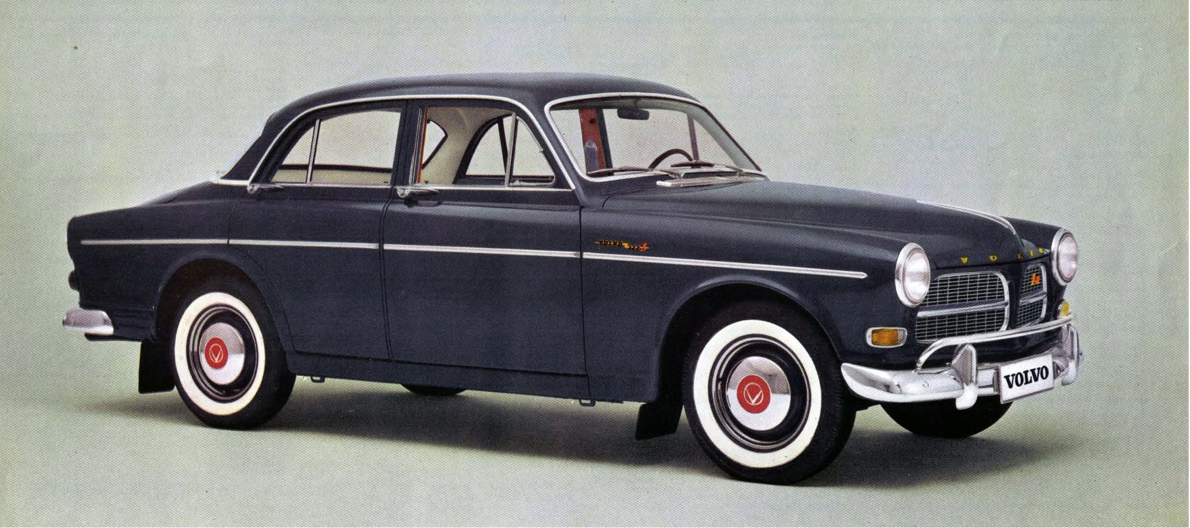 Volvo 120 Series 1956 1970 Station Wagon Outstanding Cars