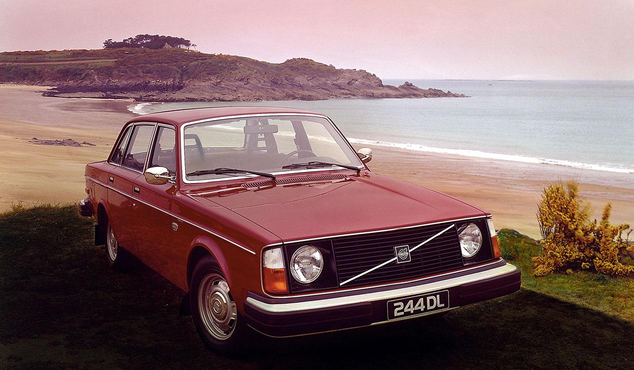 Volvo 260 Series 1974 1982 Sedan 2 Door Outstanding Cars