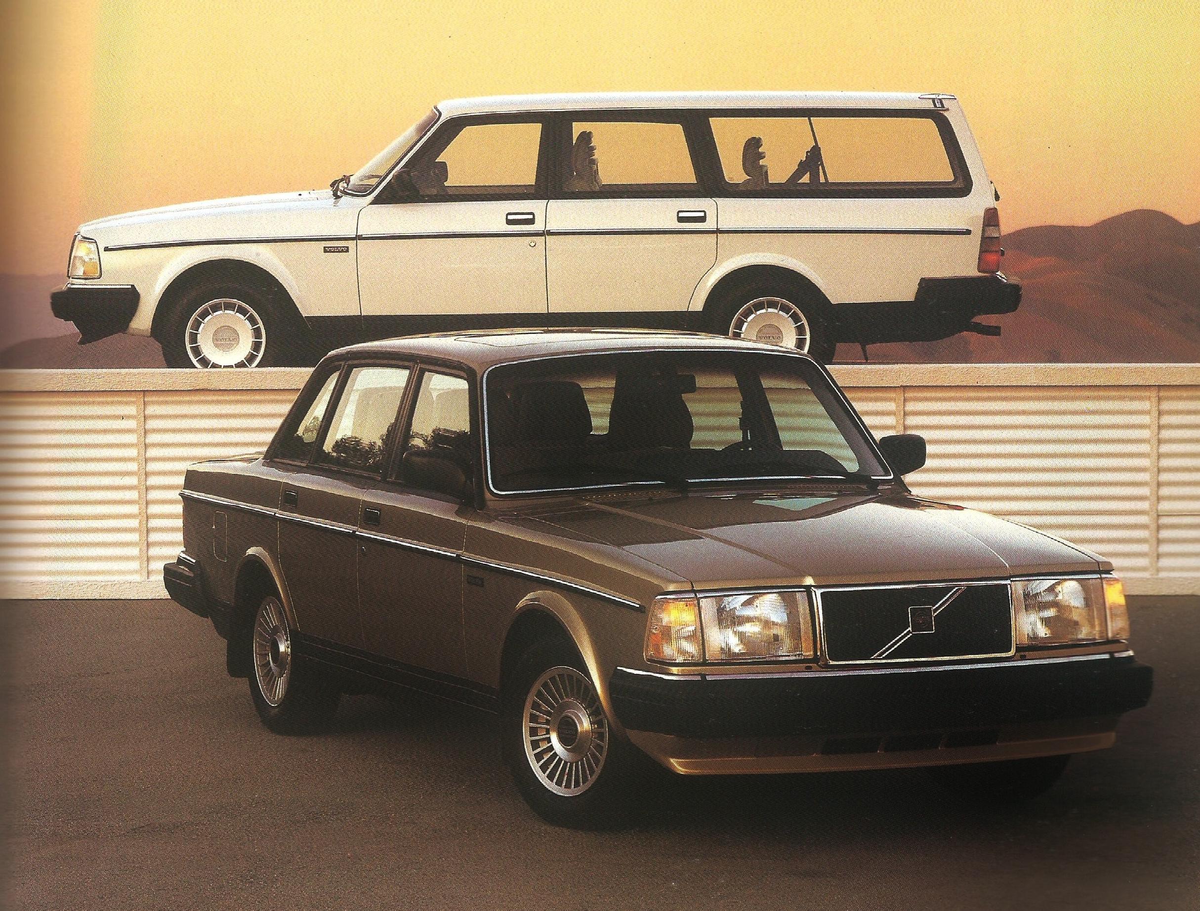 Volvo 240 Series 1974 - 1993 Sedan #2