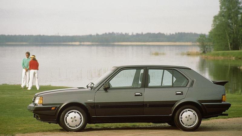 Volvo 300 Series 1975 - 1991 Hatchback 3 door #5