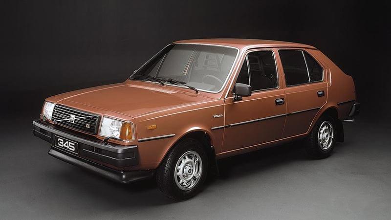 Volvo 300 Series 1975 - 1991 Hatchback 3 door #7