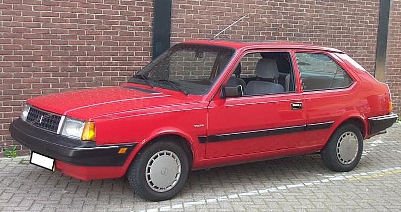 Volvo 300 Series 1975 - 1991 Hatchback 3 door #8