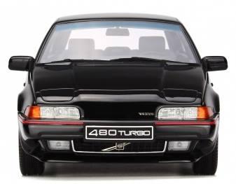 Volvo 480 1986 - 1996 Coupe #1