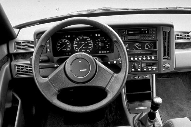 Volvo 480 1986 - 1996 Coupe #8