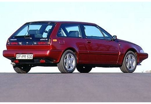 Volvo 480 1986 - 1996 Coupe #6
