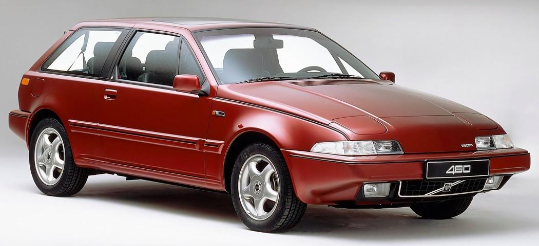 Volvo 480 1986 - 1996 Coupe #7