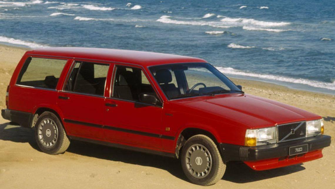 Volvo 740 1983 - 1992 Sedan #3