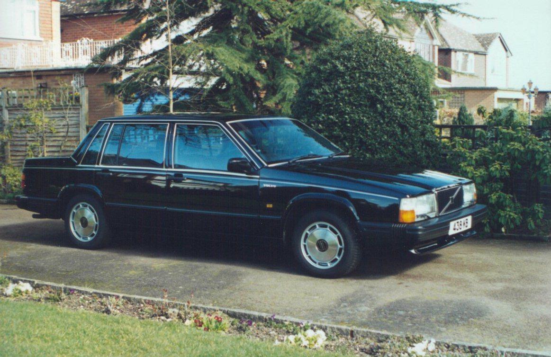 Volvo 740 1983 - 1992 Sedan #6