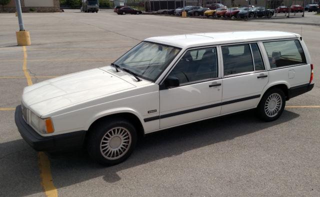 Volvo 740 1983 - 1992 Station wagon 5 door #2
