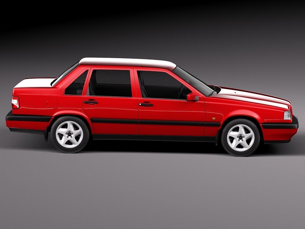Volvo 850 1991 - 1997 Sedan #4