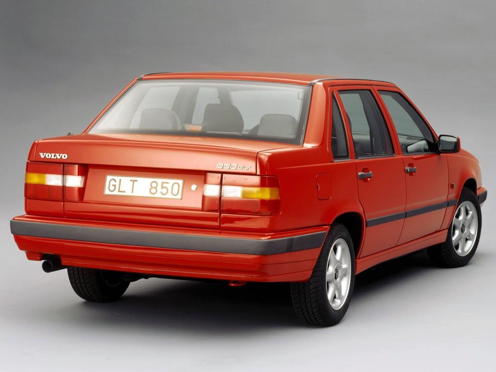 Volvo 850 1991 - 1997 Sedan #1