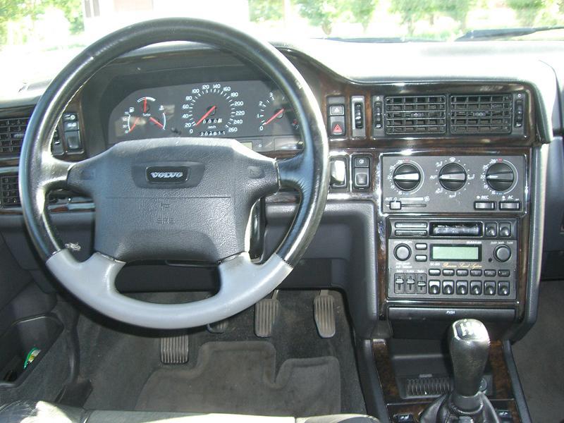 Volvo 850 1991 - 1997 Sedan #7
