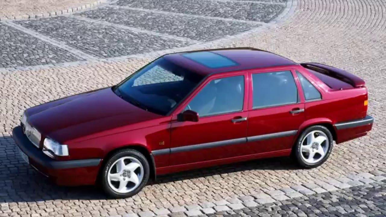 Volvo 850 1991 - 1997 Sedan #6