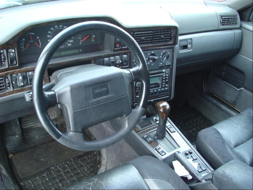 Volvo 850 1991 - 1997 Sedan #5