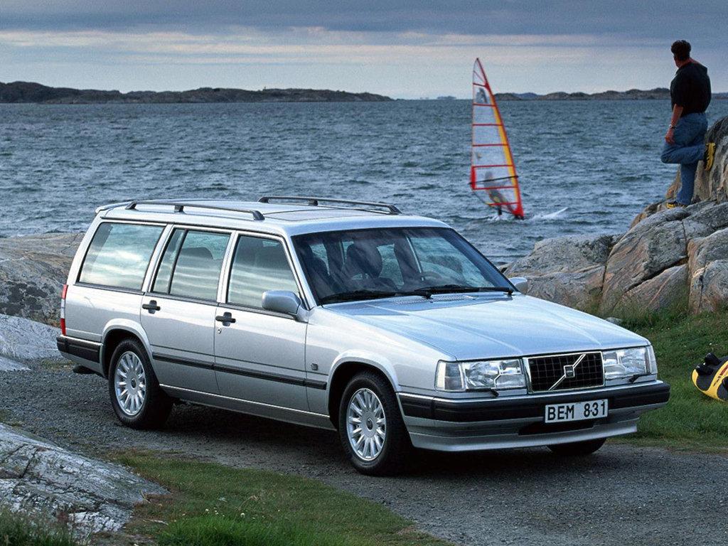 Volvo 940 1990 1998 Station Wagon 5 Door Outstanding Cars