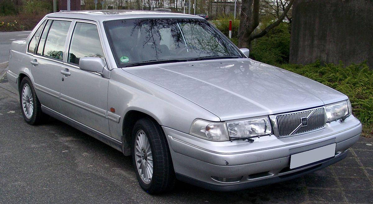 Volvo 960 I Restyling 1994 - 1996 Station wagon 5 door #8