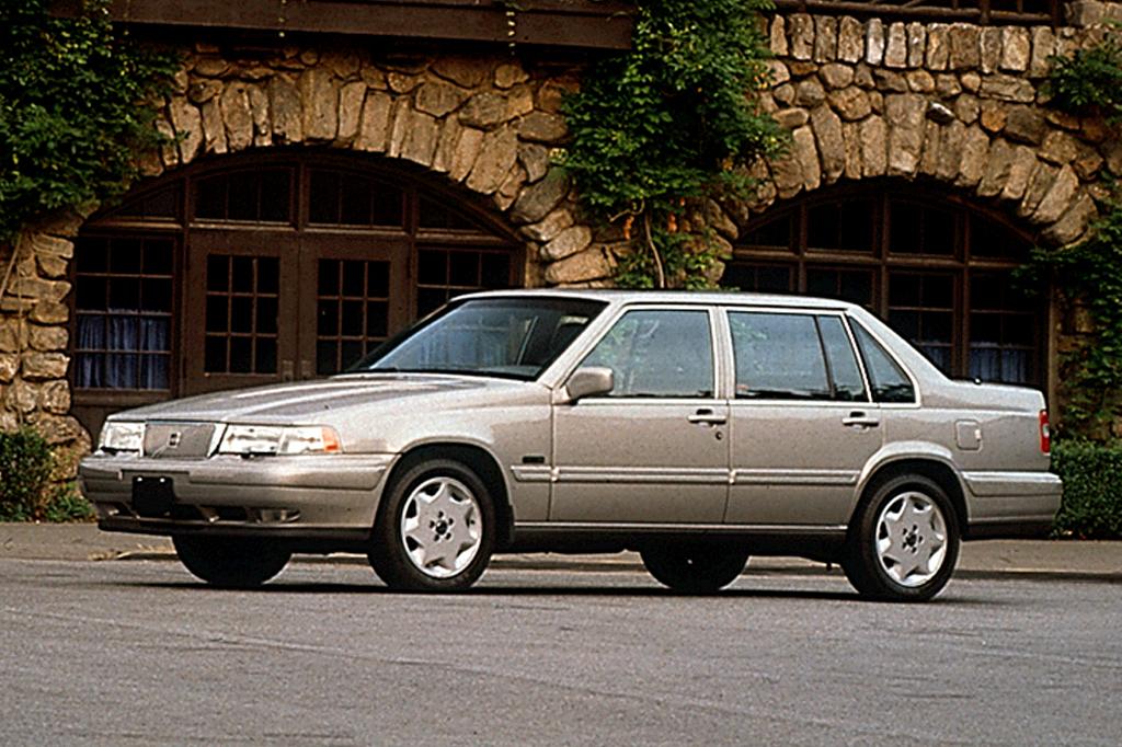 Volvo 960 I Restyling 1994 - 1996 Sedan #4